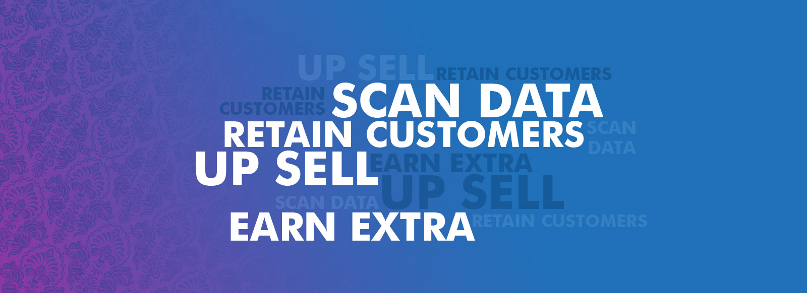 SCAN DATA - UP SELL